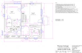 a net zero energy house for 125 a square foot eric thomas first floor plan