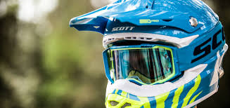 motocross helmet and goggles scott sports launches the prospect mx goggle dirt action