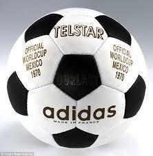 history 12 balls fifa cup daily mail