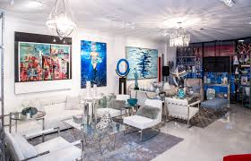 modern furniture ft lauderdale contemporary showroom opening grand success perlalichi com