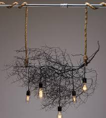 Chandelier Makers Horizontal Native Tumbleweed Chandelier Home Do Not Use Lighting