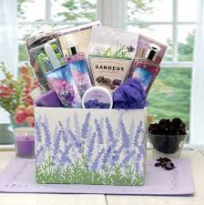 relaxation gift basket moments of relaxation lavender spa gift box s gift baskets