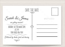 save the date postcard 22 save the date postcard templates free sle exle format