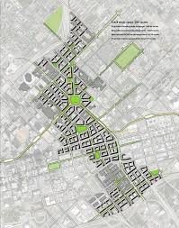 Map Of Downtown Dallas by Our Vision