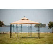 Replacement Canopy For 10x12 Gazebo by Fresh Singapore Hampton Bay Arrow Gazebo Replacement 18952