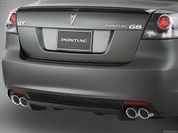 pontiac g8 gt show car 2008 pictures information u0026 specs
