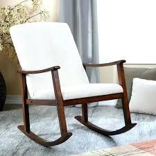 Upholstered Rocking Chair Nursery Ikea Poang Rocking Chair Rocking Chair Nursery Image Of Gray