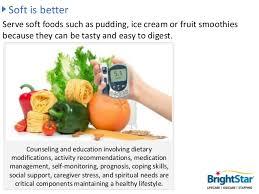 proper nutrition for the elderly