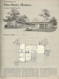 1960s ranch house plans vintage house plans 1960s homes mid century homes for mid