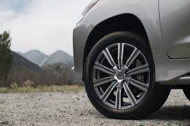 lexus rims with tires 2016 lexus lx570 reviews and rating motor trend