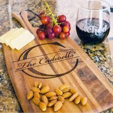 monogram cheese board monogram cheese board 9 designs from everything etched all