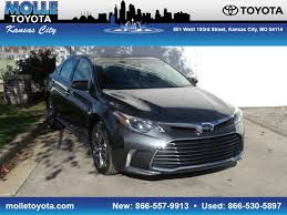 2017 toyota avalon for sale near merriam ks molle toyota
