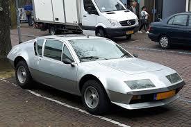 renault alpine a310 in het wild alpine a310 1978 autonieuws autoweek nl