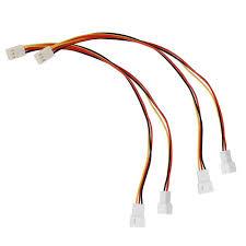 chassis fan connector splitter popular 2 pin fan extension buy cheap 2 pin fan extension lots from