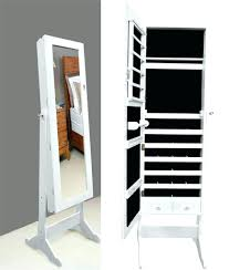 Black Storage Armoire Wall Mirrors Walmart Jewelry Armoire Large Jewelry Boxes