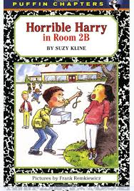 horrible harry in room 2b my adventures in reading