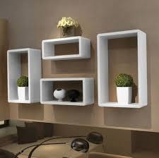 Creative Shelving Livingroom Wall Bookshelf Design Ideas Fireplace Bookshelves