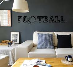Football Room Decor Decor Of Football Room Decor 20 Boys Football Room Ideas Design
