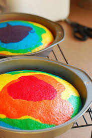 how to make cake how to make a rainbow cake serious eats