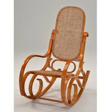 Bent Wood Rocking Chair Serica Corporation