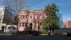 Old Hollywood Homes Then And Now Old Confronts New In A Gentrifying D C Neighborhood Npr