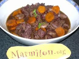 cuisine marmiton recettes cuisine marmiton meilleur de galerie boeuf bourguignon rapide