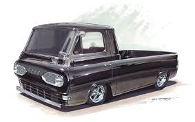 concept ford truck car drawings from 1320designs rod car concept drawings
