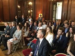 consolato d italia parigi cerimonia annuale di consegna dei diplomi esabac dell istituto