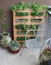 innovative balcony garden inspiration showcasing wooden balcony