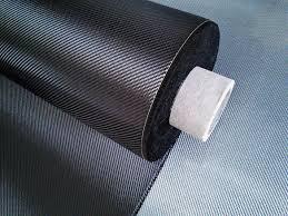 1k Carbon Fiber Cloth Fiber Fabric C285t2