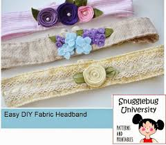 fabric headband best 25 fabric headband tutorial ideas on fabric