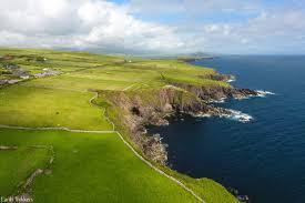 Peninsula Overhead Doors by Driving The Dingle Peninsula Ireland Earth Trekkers