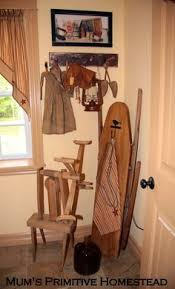 Primitive Laundry Room Decor Back Again With More Inspiration Primitive Laundry Rooms