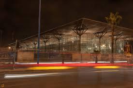 bureau d 騁ude casablanca casa port la nouvelle gare ultramoderne de casablanca