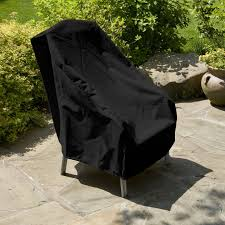 High Back Patio Chair by High Back Chair Cover At Home At Home