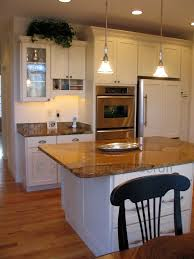 Overlay Kitchen Cabinets Medallion Gold Cabinetry Bayside Maple Full Overlay Door White