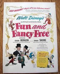 fun fancy free disney wiki fandom powered wikia