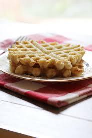 cake batter waffles gluten free vegan julie u0027s original