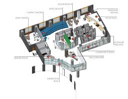 Public Library Floor Plan by Floor Plans For The New Teen Center Spring 2015 Teen Services