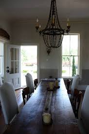 Narrow Dining Room Table Long Skinny Dining Table