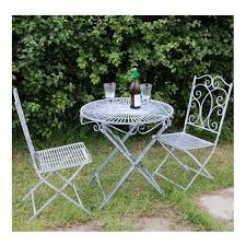 Grey Bistro Table Heritage Grey Bistro Set