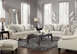 Beige Leather Living Room Set Wonderful Picture Of Alexandria Beige 5 Pc Living Room From Sets