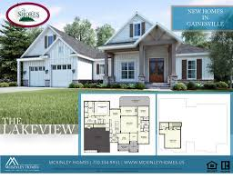 Lakeview Home Plans The Shores At Lynncliff Gainesville U2013 Mckinley Homes