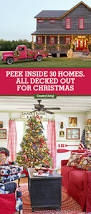 decorated homes for christmas 30 best christmas home tours houses decorated for christmas