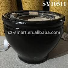 black ceramic garden plant pots buy ceramic garden plant pots