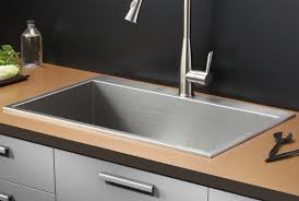 Granite Single Bowl Kitchen Sink Minimalist Ruvati Tirana 33 X 21 Drop In Single Bowl Kitchen Sink