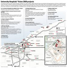 Cwru Campus Map Billions Of Worth Of Projects In N E Ohio Links Nexgen Invest