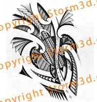 polynesian tribal turtle tattoo design examples high quality