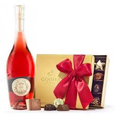 send wine as a gift sofia and godiva chocolates gift set wine