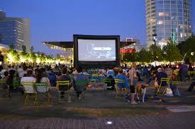 classic film series debuts at klyde warren park klyde warren park
